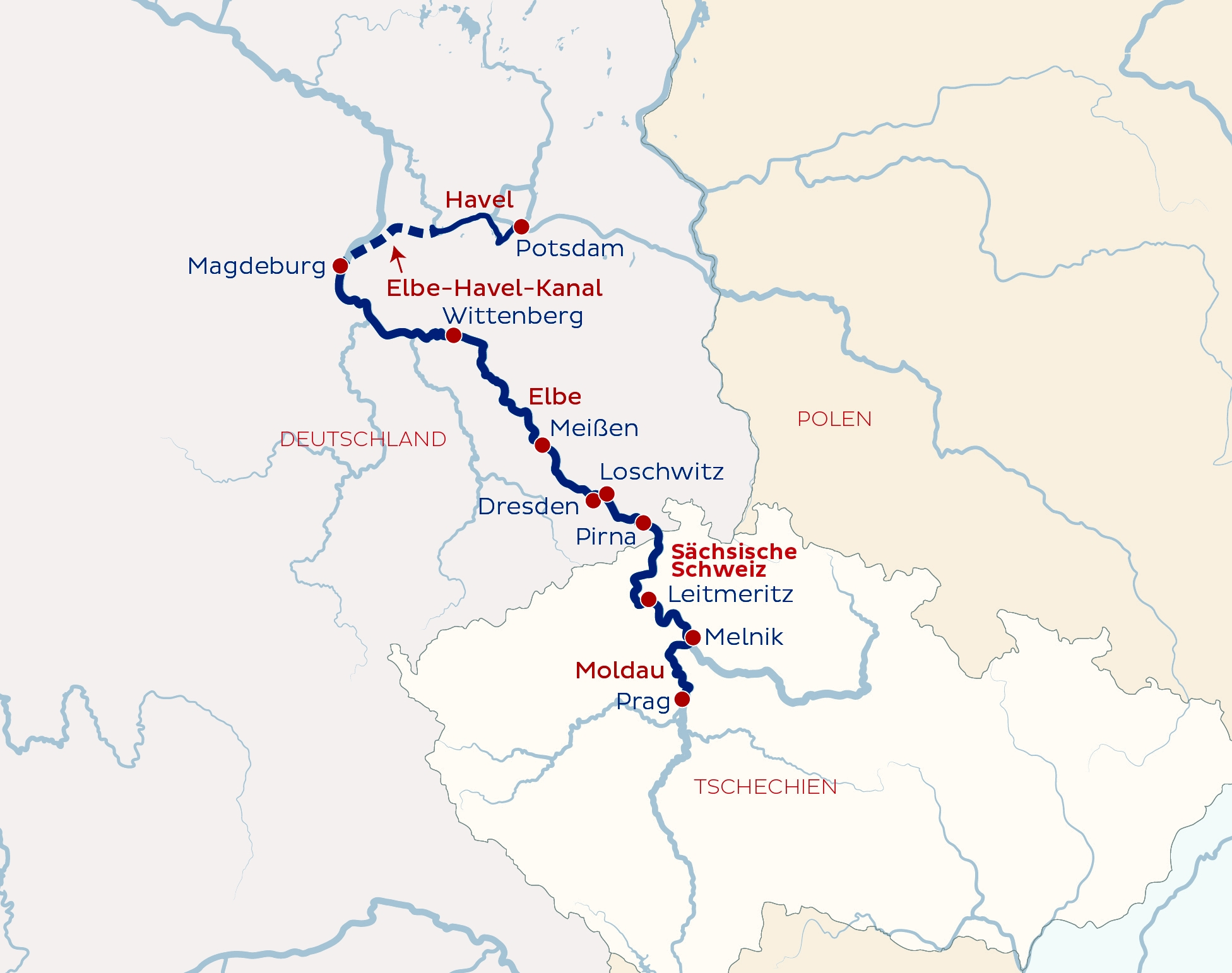 Prag Karte Europa.Rtd Reisen Reiseziele Europa Deutschland